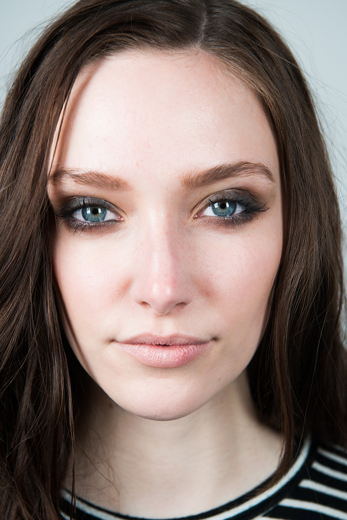 Rudsak, Rudsak FW 14, Rudsak beauty, rudsak beauty fall 2014, rudsak fall 2014, rudsak wmcfw, rudsak grace lee, rudsak maybelline