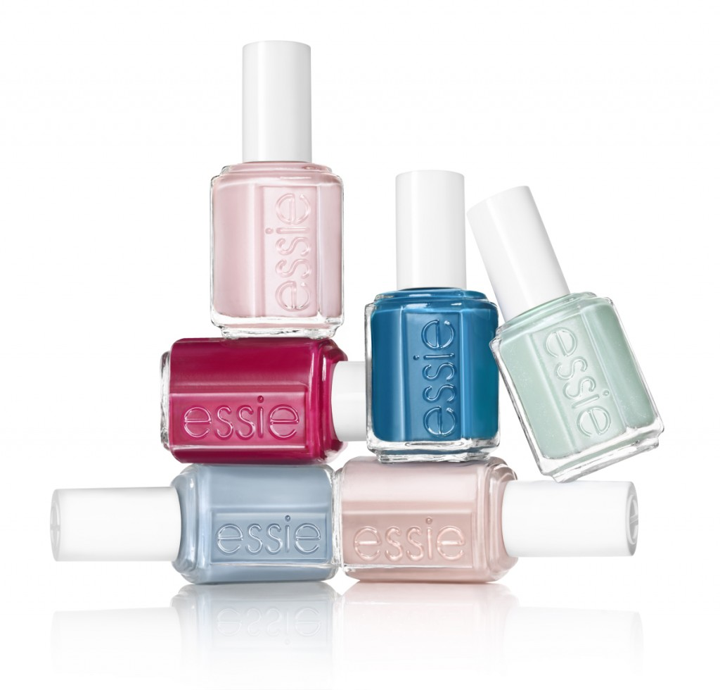 Beauty Flash: Essie Spring 2014 Collection