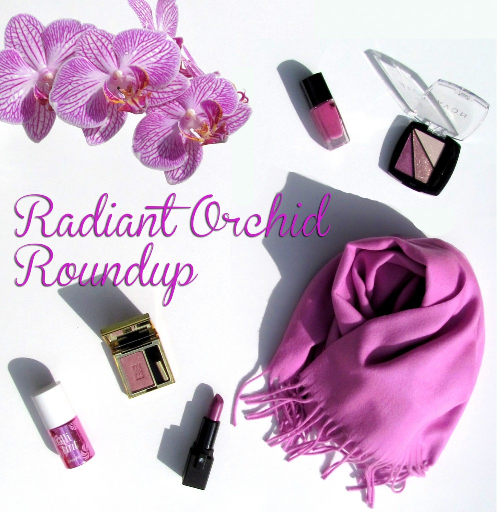 Radiant Orchid Roundup