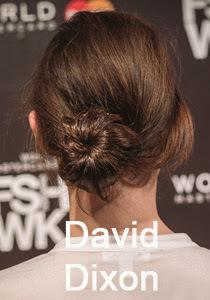 David Dixon WMCFW, David Dixon Fall 2014, fall 2014 beauty, fall 2014 hair, david dixon redken, redken canada, loose bun, loose hair, fall 2014 hair trend