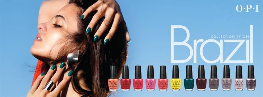 OPI Brazil Collection: Carnaval of Color