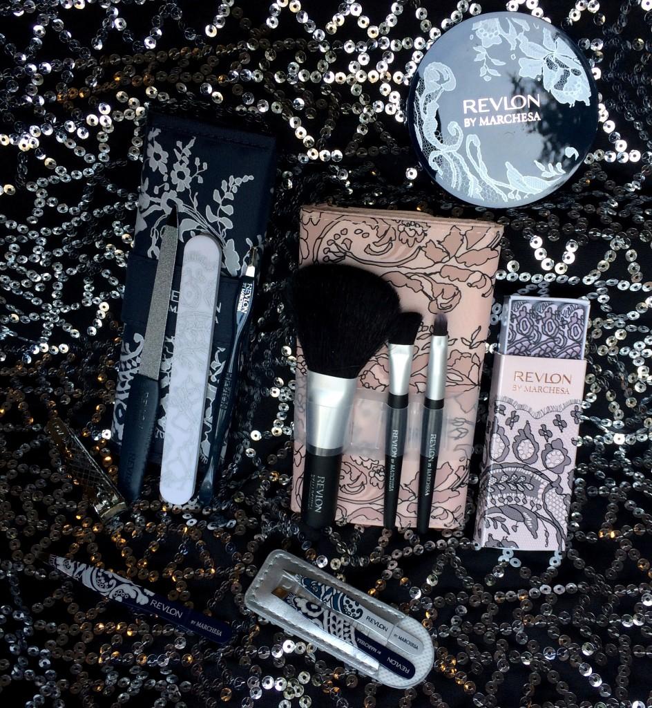 revlon-marchesa-tools, revlon by marchesa, marchesa beauty tools, revlon beauty tools, revlon tweezers, revlon marchesa tweezers, revlon marchesa nail file
