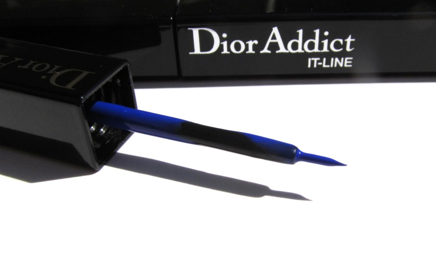 Dior Addict It-Lash Mascara and It-Line Eyeliner