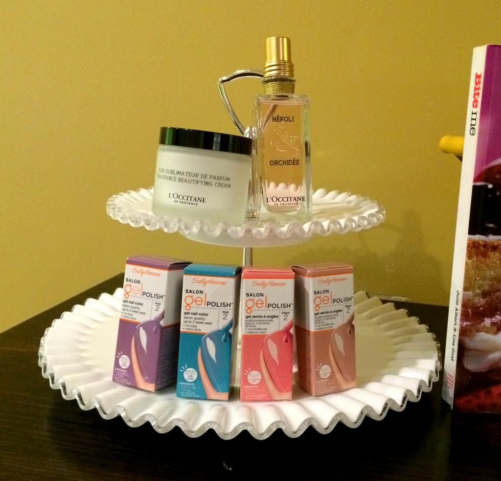 l'occitane, l'occitane neroli & orchidee, l'occitane collection de grasse, l'occitane fragrance, l'occitane fragrance beautifying cream, sally hansen gel, sally hansen gel pastel, sally hansen mother's day