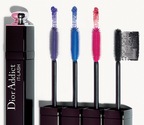 dior addict, dior it-lash, dior addict it-lash, dior addict it-lash mascara, dior colored mascara, dior blue mascara, dior pink mascara, dior purple mascara, best coloured mascara, best colored mascara, where to buy color mascara, summer 2014 makeup, summer 2014 beauty