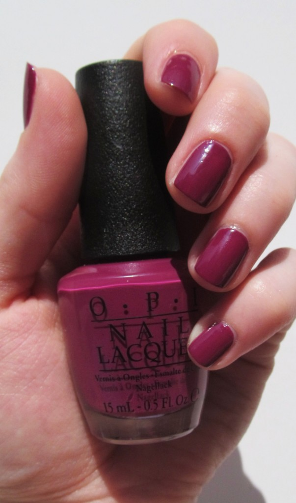 OPI Coca-Cola Collection, OPI Coca-Cola Collection Swatches, OPI Coca-Cola Swatches, OPI summer 2014, opi summer 2014 swatches, opi get cherried away, opi get cherried away swatch, opi cherry coke, opi cherry coke swatch