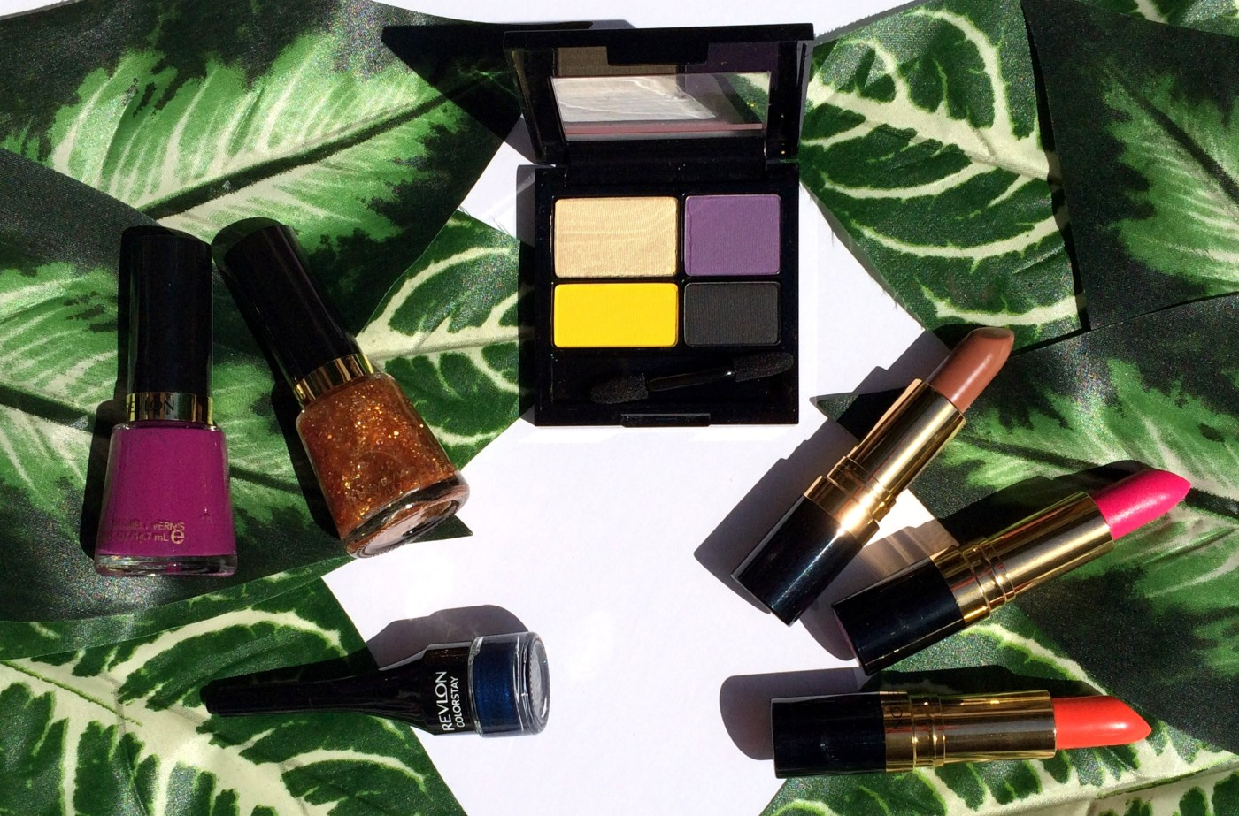 The Rio Rush Collection by Gucci Westman for Revlon (Limited Edition)
