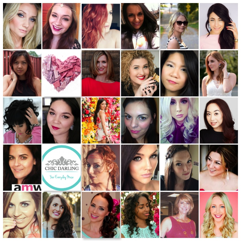 beauty bloggers, fashion bloggers, youtube stars, lifestyle bloggers