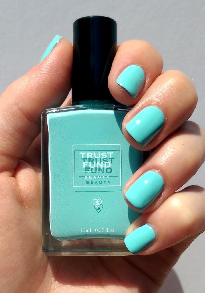 trust fund beauty, trust fund beauty polush, trust fund beauty what's a budget, what's a budget swatch, trust fund beauty swatch, indie polish, indie polish brand