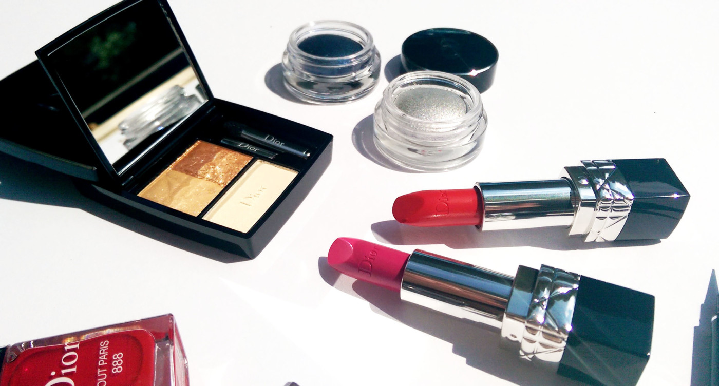 Dior Timeless Colour Icons Pre-Fall 2014 Collection (Photos + Swatches)