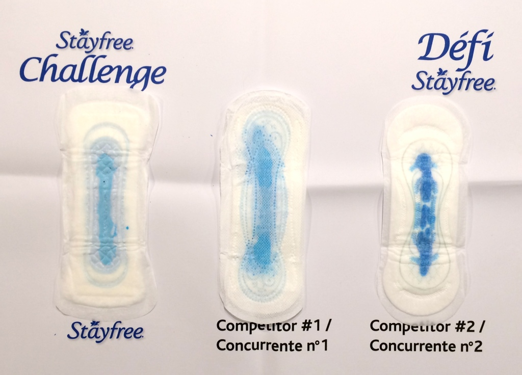 stayfree, stayfree ultra thin, stayfree challenge, stayfree works, best pads, what kinds of pads to use