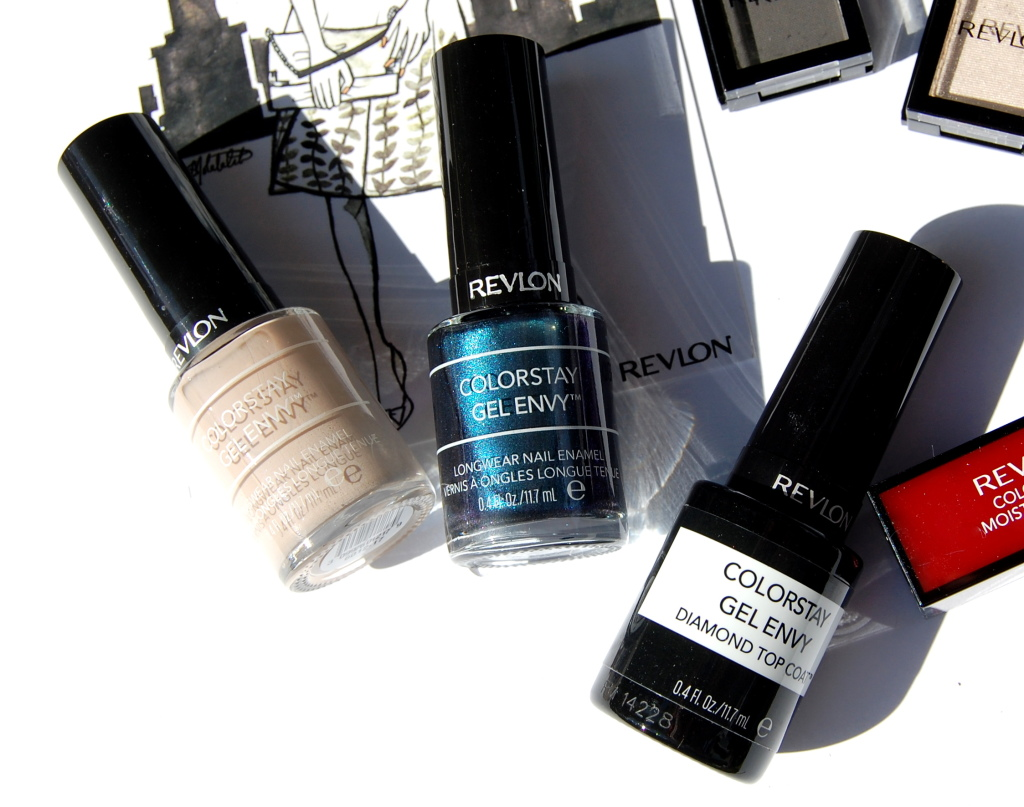 passport to revlon colorstay, new york knockout, new york makeup, new york makeup look, new york makeup tutorial, revlon new york, revlon new york makeup, revlon colorstay gel envy, revlon colorstay gel envy checkmate, revlon colorstay all in, revlon fall 2014, beauty blog, canadian beauty blog, canadian beauty blogger