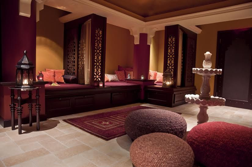 The oxygen facial at the miraj hammam spa by caudalie for Palanga spa design hotel 5