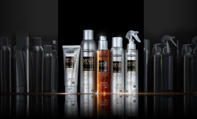 l'oreal professionnel wild stylers, wild stylers, l'oreal professionnel styling, wild stylers beach spray, l'oreal professionnel beach spray, l'oreal professionnel second day hair