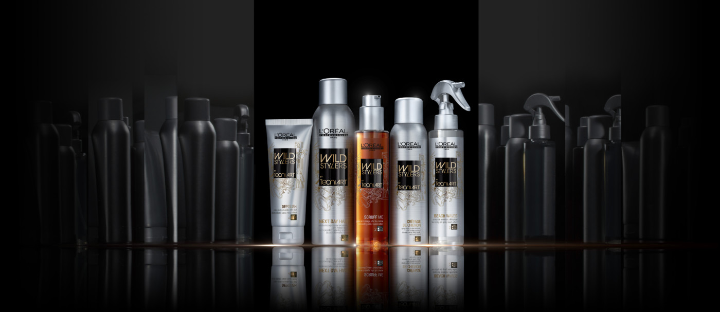 Be Stylin' With L'Oréal Professionnel | 12 Days of Holiday Beauty Giveaway