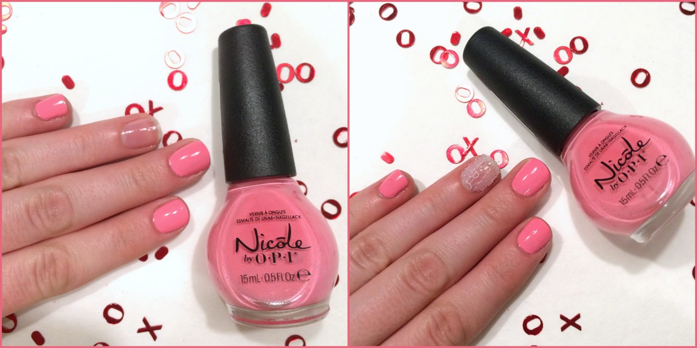 Valetine's Day | Lace Mani Tutorial