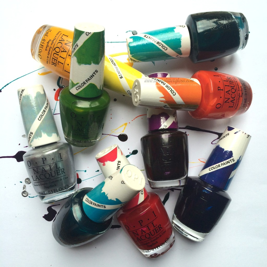 OPI color paint, opi color paints, opi colorpaint, opi color paints, opi color paints review, opi color paints swatches, opi polish for nail art, opi sheer polish, opi sheer nail lacquer, opi nail art, what polish to use for nail art, opi summer 2015, opi spring 2015, opi summer 2015 swatches