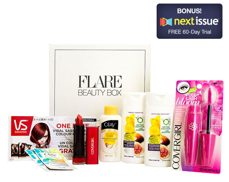 Beauty Flash | Flare x P&G Beauty Boxes