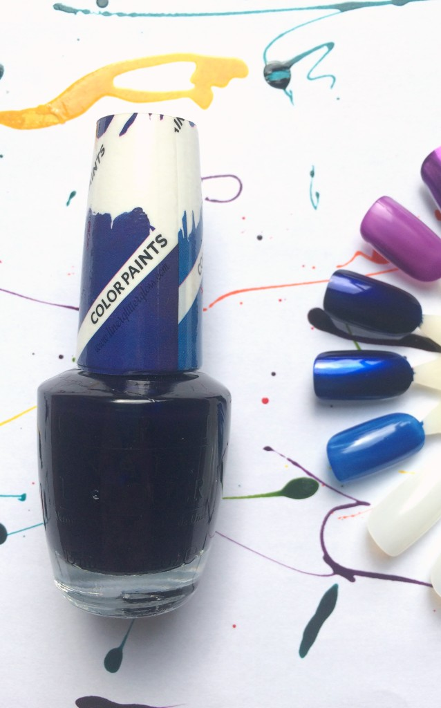 OPI color paint, opi color paints, opi colorpaint, opi color paints, opi color paints review, opi color paints swatches, opi polish for nail art, opi sheer polish, opi sheer nail lacquer, opi nail art, what polish to use for nail art, opi summer 2015, opi spring 2015, opi summer 2015 swatches, opi color paint indigo motif, opi colorpaint indigo motif, opi color paint indigo motif swatch, opi indigo motif swatch
