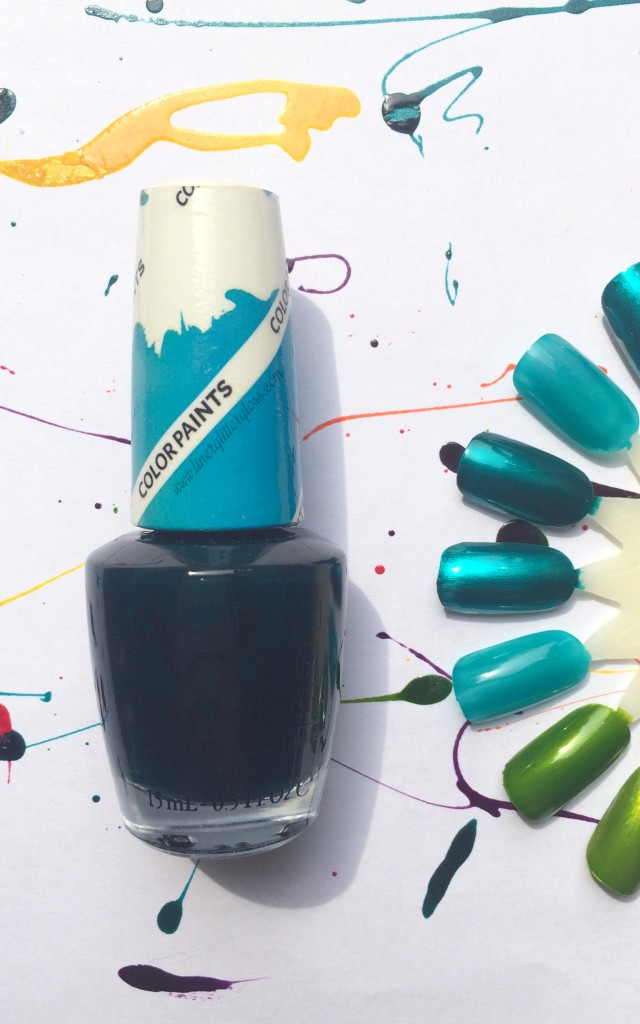 OPI color paint, opi color paints, opi colorpaint, opi color paints, opi color paints review, opi color paints swatches, opi polish for nail art, opi sheer polish, opi sheer nail lacquer, opi nail art, what polish to use for nail art, opi summer 2015, opi spring 2015, opi summer 2015 swatches, opi color paint turquoise aesthetic, opi colorpaint turquoise aesthetic, opi color paint turquoise aesthetic swatch, opi turquoise aesthetic swatch