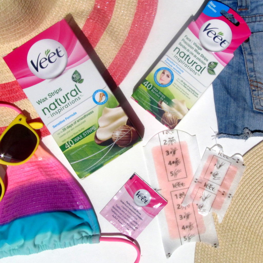 veet natural inspirations, veet wax strips, at home wax strips, coconut butter wax strips, how to wax your legs, how to remove facial hair, best at home wax kit, wax strips, body wax strips, how to use veet wax stips, how to be hair free for summer