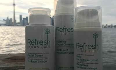 Refresh Botanicals, botanical skincare, natural skincare, natural skincare canada, where to buy natural skincare, healthy skin, clear skin, canadian beauty line, canadian skincare line, proudly canadian products, new skincare 2015, skincare for sensitive skin