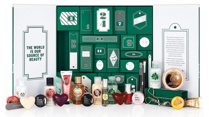 the body shop holiday 2015, the body shop advent calendar, the body shop holiday 2015, , beauty advent calendar, fun advent calendar, holiday beauty, holiday makeup, holiday 2015, christmas present for beauty lover, christmas present for your girlfriend
