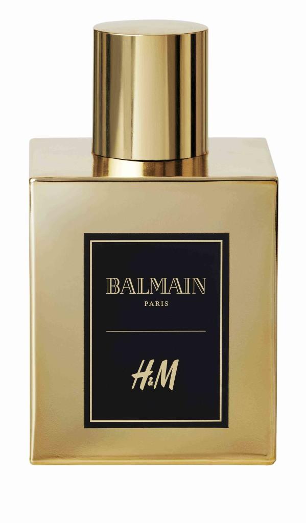 h m x balmain eau de parfum hmbalmaination fragrance. Black Bedroom Furniture Sets. Home Design Ideas