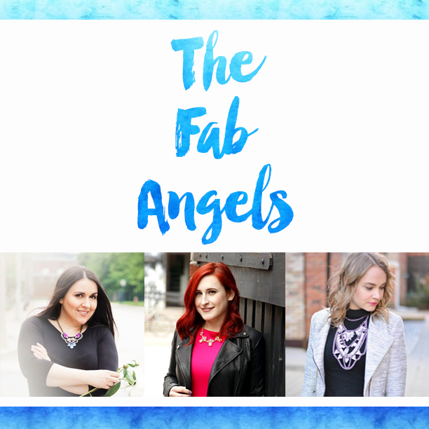 the fab angels, the fab chat, thefabchat, jenelle smit, nelle creations, sandra ditella, mom's makeup stash, dee thomson, linerglittergloss, liner and glitter and gloss oh my, twitter chat, canadian twitter chat, twitter party, canadian bloggers, toronto bloggers, canadian beauty bloggers
