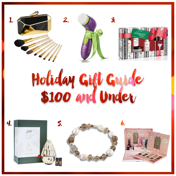 beauty gift guide, christmas presents for girls, what to buy my girlfriend for christmas, beauty christmas presents, christmas 2015 gift guide, quo backstage brush set, quo brush set, quo makeup brushes, mary kay cleansing brush, cheaper version of clarisonic, philosophy christmas gift, philosophy gift set, phiolosphy most wonderful things, philosophy most wonderful things set, saje nebulizer, saje wellness nebulizer, pearls for girls, pearls for girls bracelet, too face le grand palais, too faced gift set, too faced christmas 2015