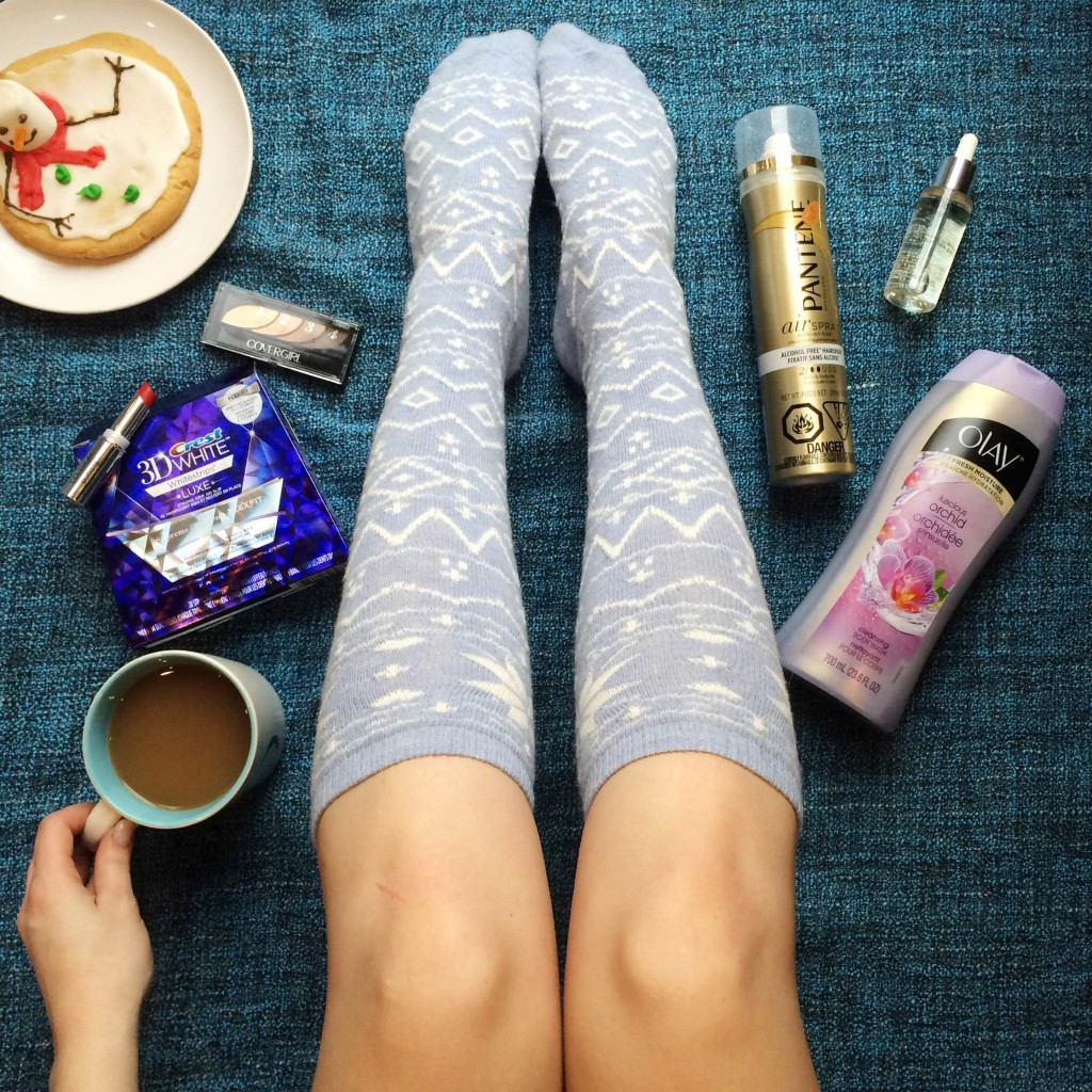 Cozy Up with Beauty United | My Fave P&G Holiday Products + GIVEAWAY