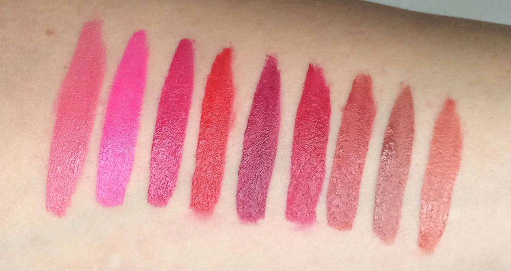 L'oreal paris infallible, l'oreal paris infallible pro matte gloss, l'oreal paris infallible pro matte gloss swatches, l'oreal paris matte lip gloss, matte lip gloss, best new matte lip gloss, moisturizing matte lip gloss, does matte lip gloss dry your lips out, l'oreal paris gloss blushing ambition, l'oreal paris gloss fuchsia amnesia, l'oreal paris gloss rebel rose, l'oreal paris gloss shanghai scarlet, l'oreal paris gloss forbidden kiss, l'oreal paris gloss rouge envy, l'oreal paris gloss nude allude, l'oreal paris gloss statement nude, l'oreal paris gloss bare attraction, new matte lipstick, whipped matte lipstick, matte trend 2016, spring 2016 beauty, spring 2016 makeup
