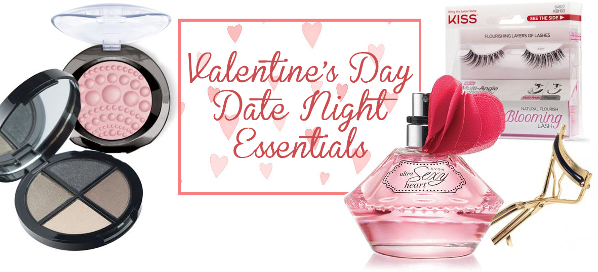 Valentine's Day Date Night Essentials
