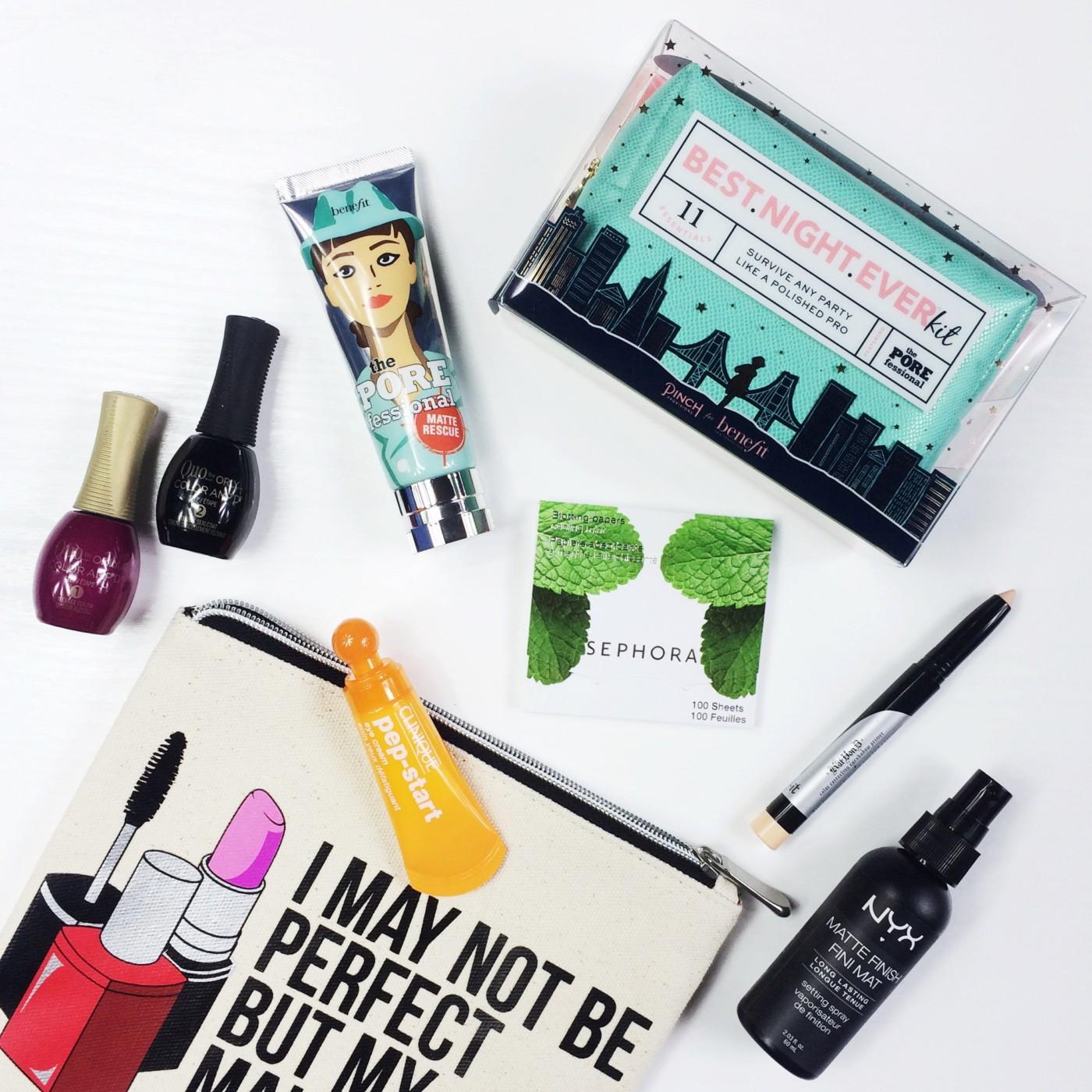 Toronto Fashion Week Beauty Essentials