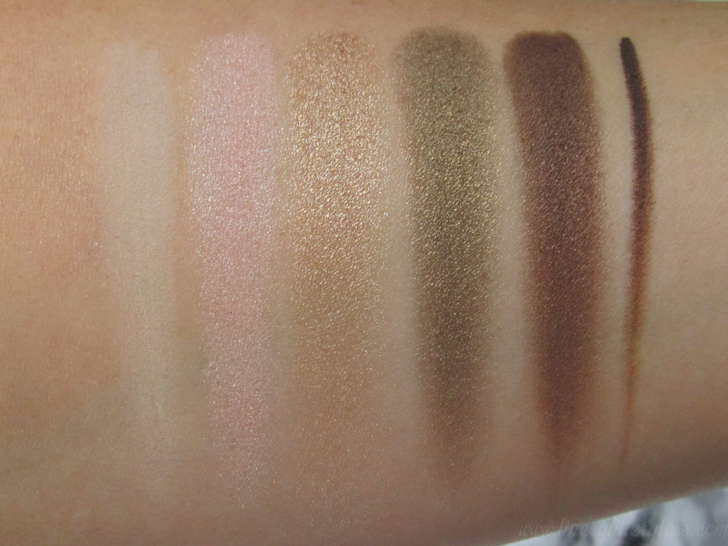 Dior Eye Reviver Illuminating Neutrals Eye Palette swatch