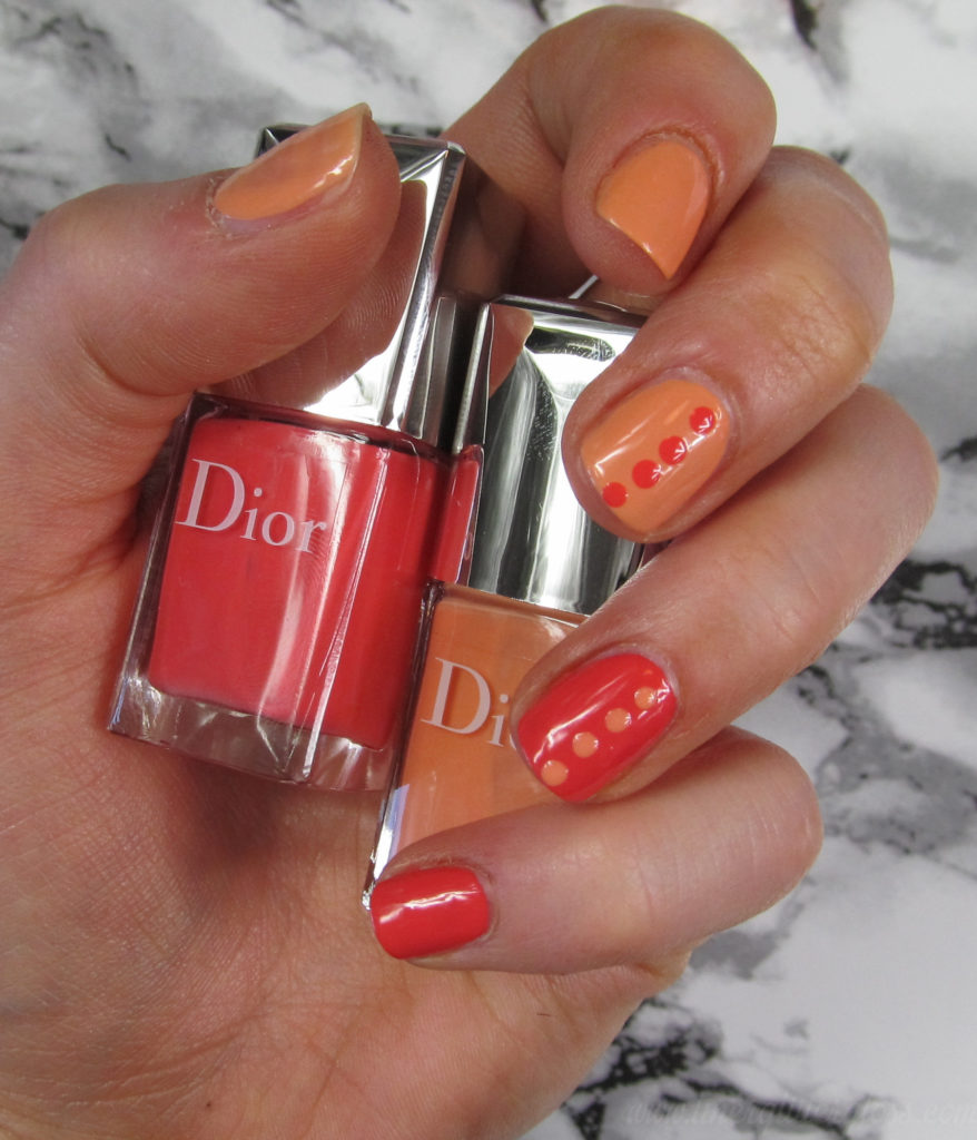 Dior Colour & Dots Manicure Kit 002 Confettis