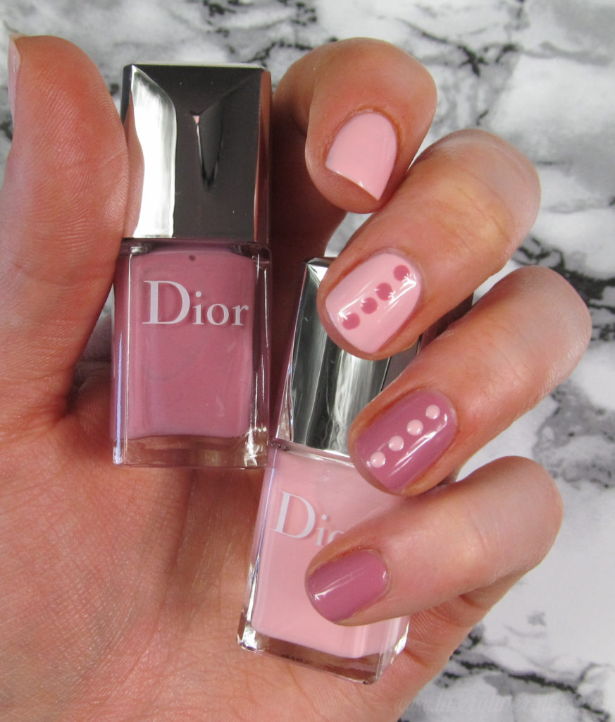 Dior Colour & Dots Manicure Kit 003 Plumetis