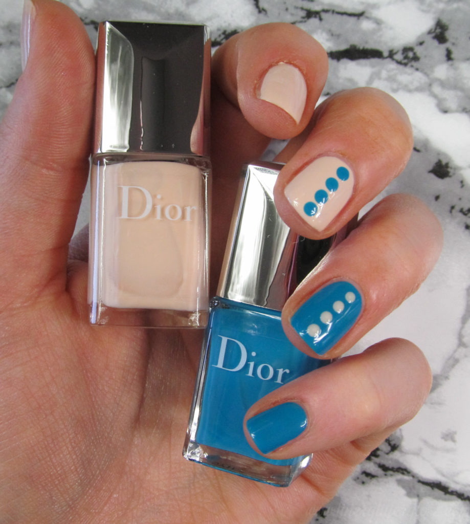 Dior Colour & Dots Manicure Kit 001 Pastilles