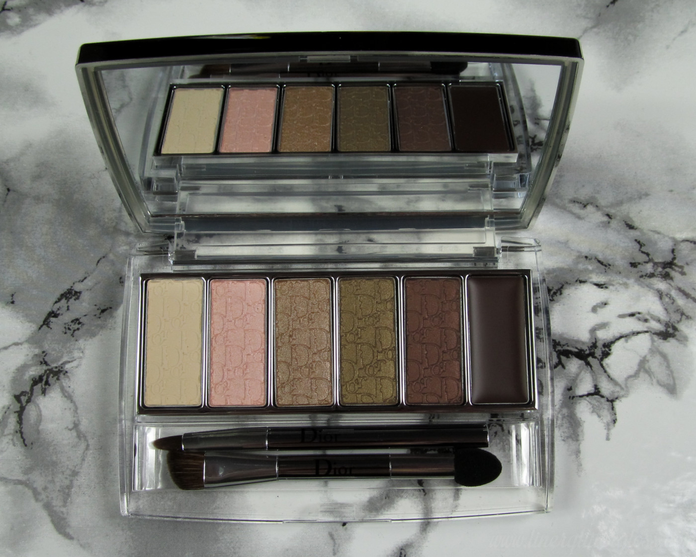 Dior Eye Reviver Illuminating Neutrals Eye Palette