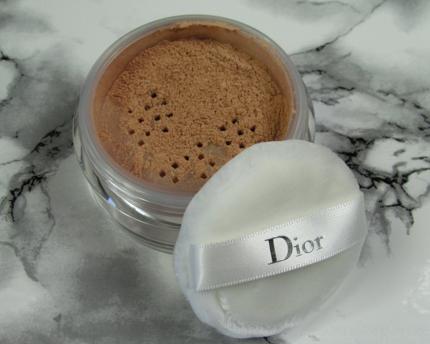 Diorskin Nude Air Summer Glow Powder