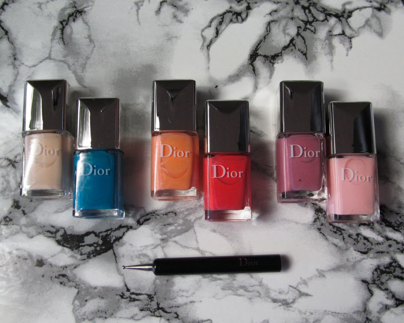 Dior Colour & Dots Manicure Kit