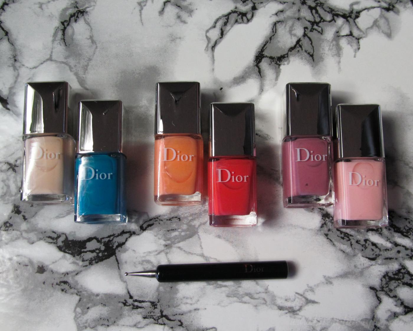 Dior Colour & Dots Manicure Kit