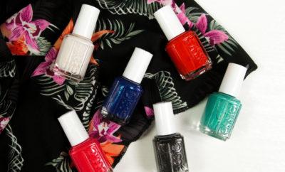 Essie Summer 2016 Collectiion