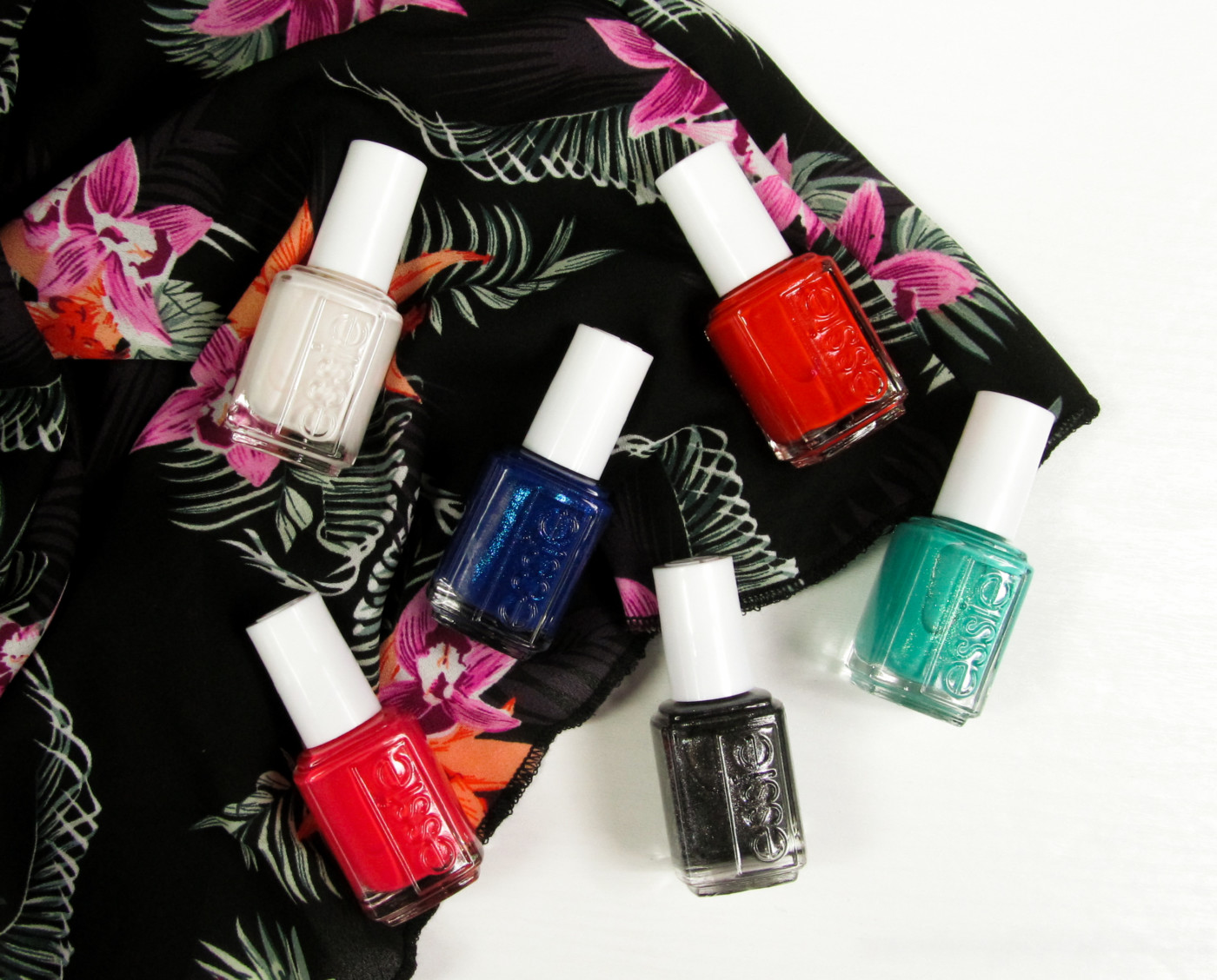 Essie Summer 2016 Collection Swatches