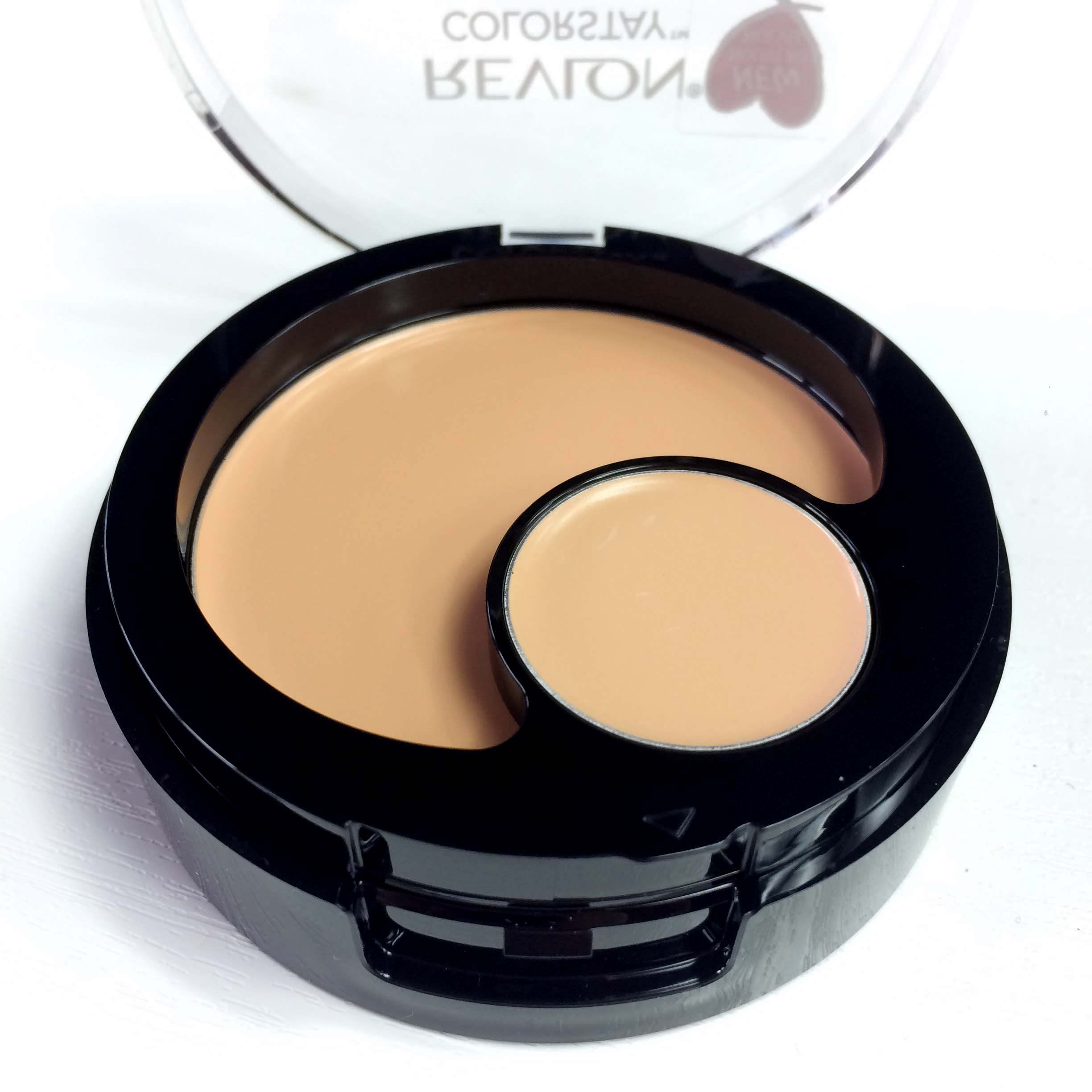 Find Your Foundation | Revlon ColorStay 2-in-1 Compact Makeup and Concealer Review