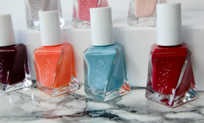 essie gel couture, essie gel nail polish, gel nail polish no lamp, how to make your nail polish last, long lasting nail polish, nail polish that doesn't chip, how to stop nail polish from chipping, new essie polish, essie gel, drugstore gel nail polish, how to make polish last