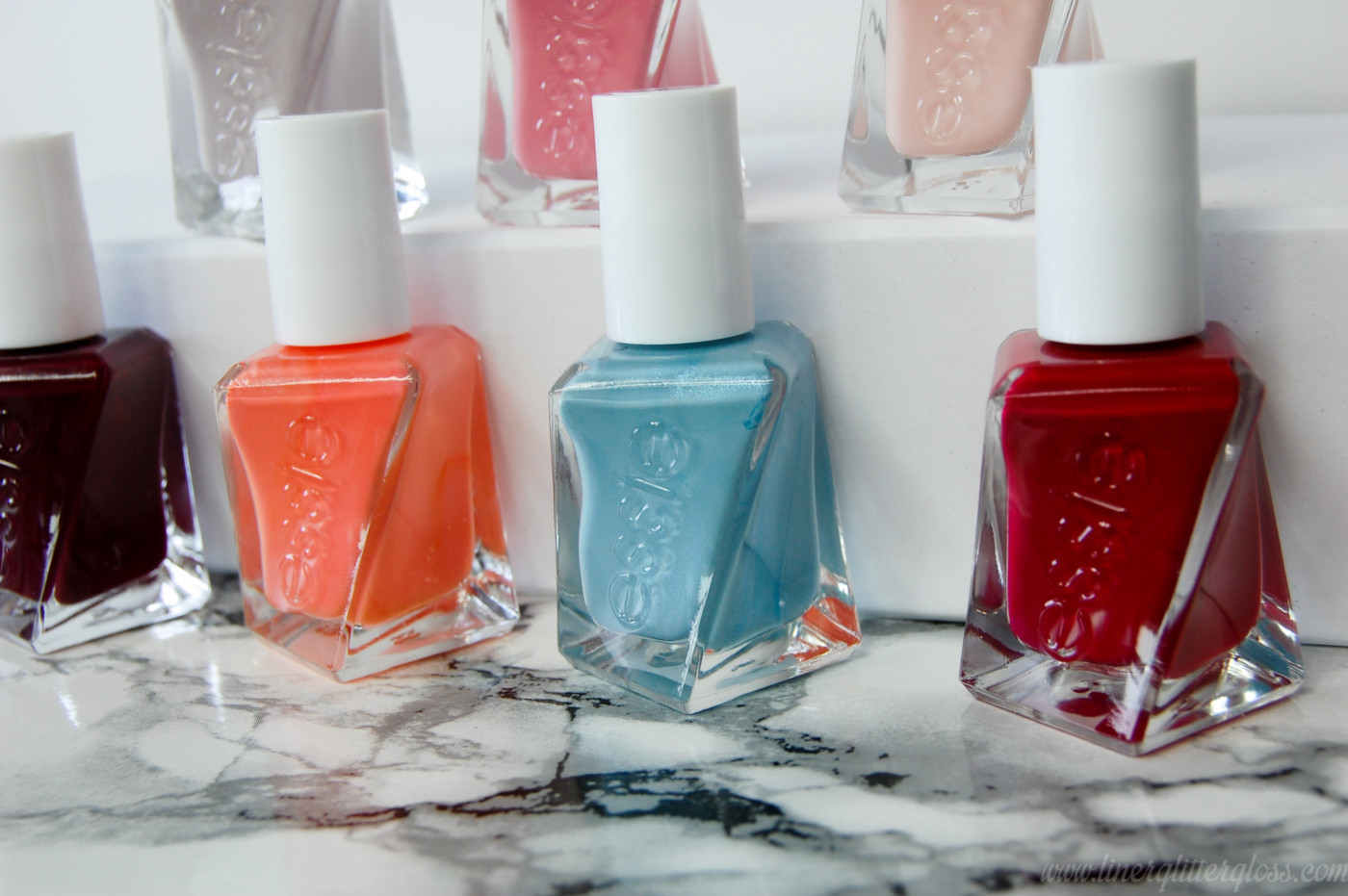 Essie Gel Couture Collection Review