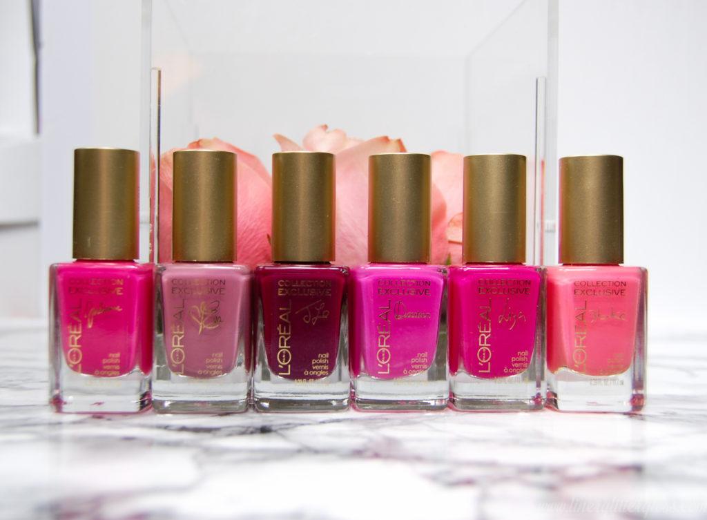 l'oreal paris la vie en rose, l'oreal paris lipstick collection, l'oreal paris jlo, jlo lipstick, blake lively lipstick, doutzen lipstick, liya lipstick, best pink lipstick, new l'oreal 2016, summer 2016 lipstick, summer 2016 nail polish, rose lipstick, rose nail polish