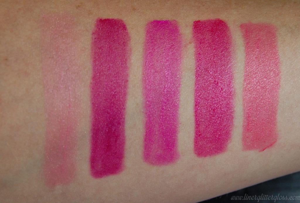 l'oreal paris la vie en rose, l'oreal paris lipstick collection, l'oreal paris jlo, jlo lipstick, blake lively lipstick, doutzen lipstick, liya lipstick, best pink lipstick, new l'oreal 2016, summer 2016 lipstick, summer 2016 nail polish, rose lipstick, l'oreal paris la vie en rose swatches, perfect rose lipstick