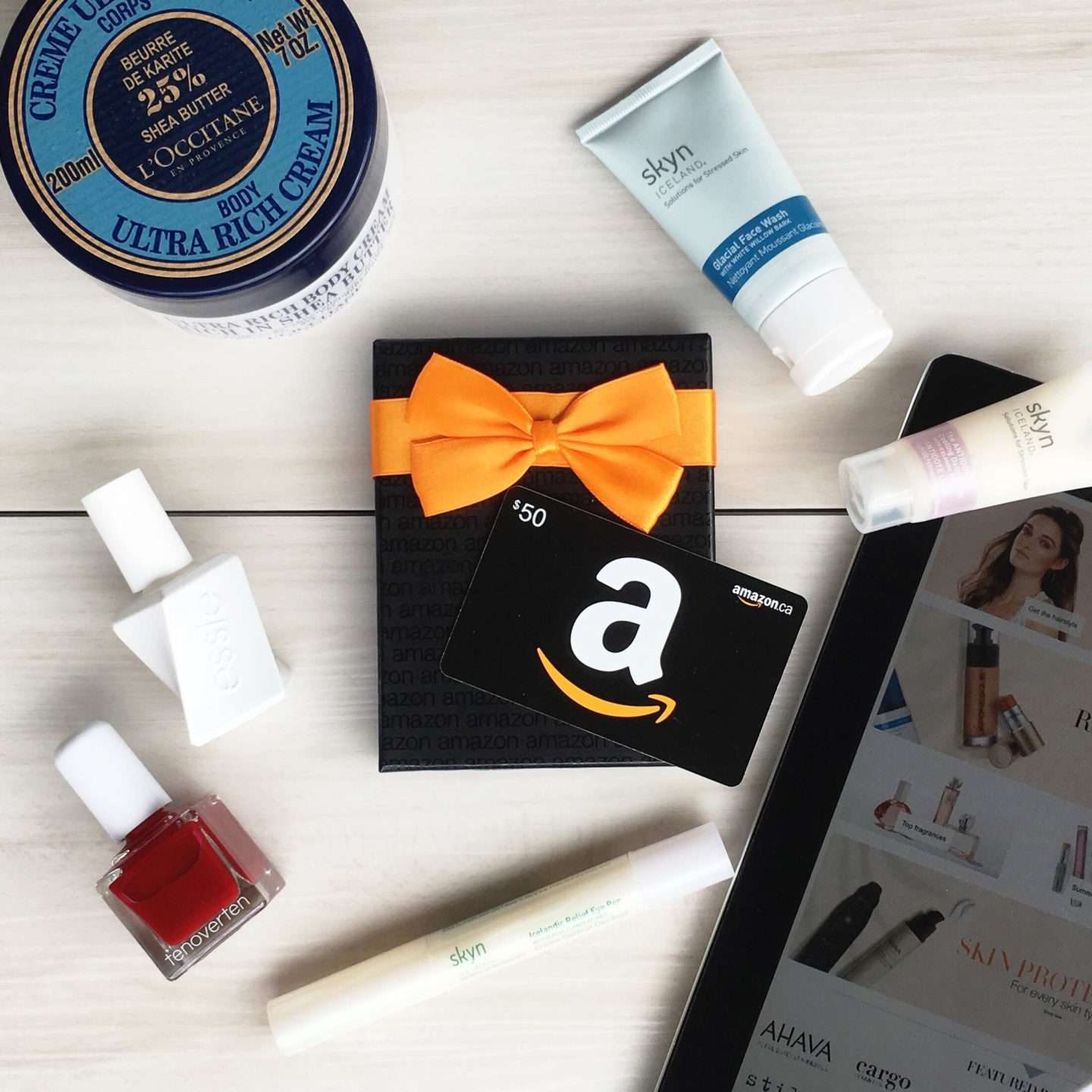 Change the Way You Shop with Amazon Lux Beauty + GIVEAWAY!